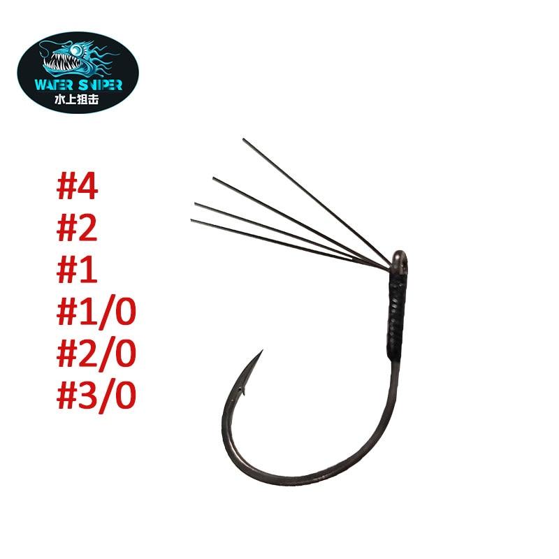 5 шт., рыболовные крючки из углеродистой стали