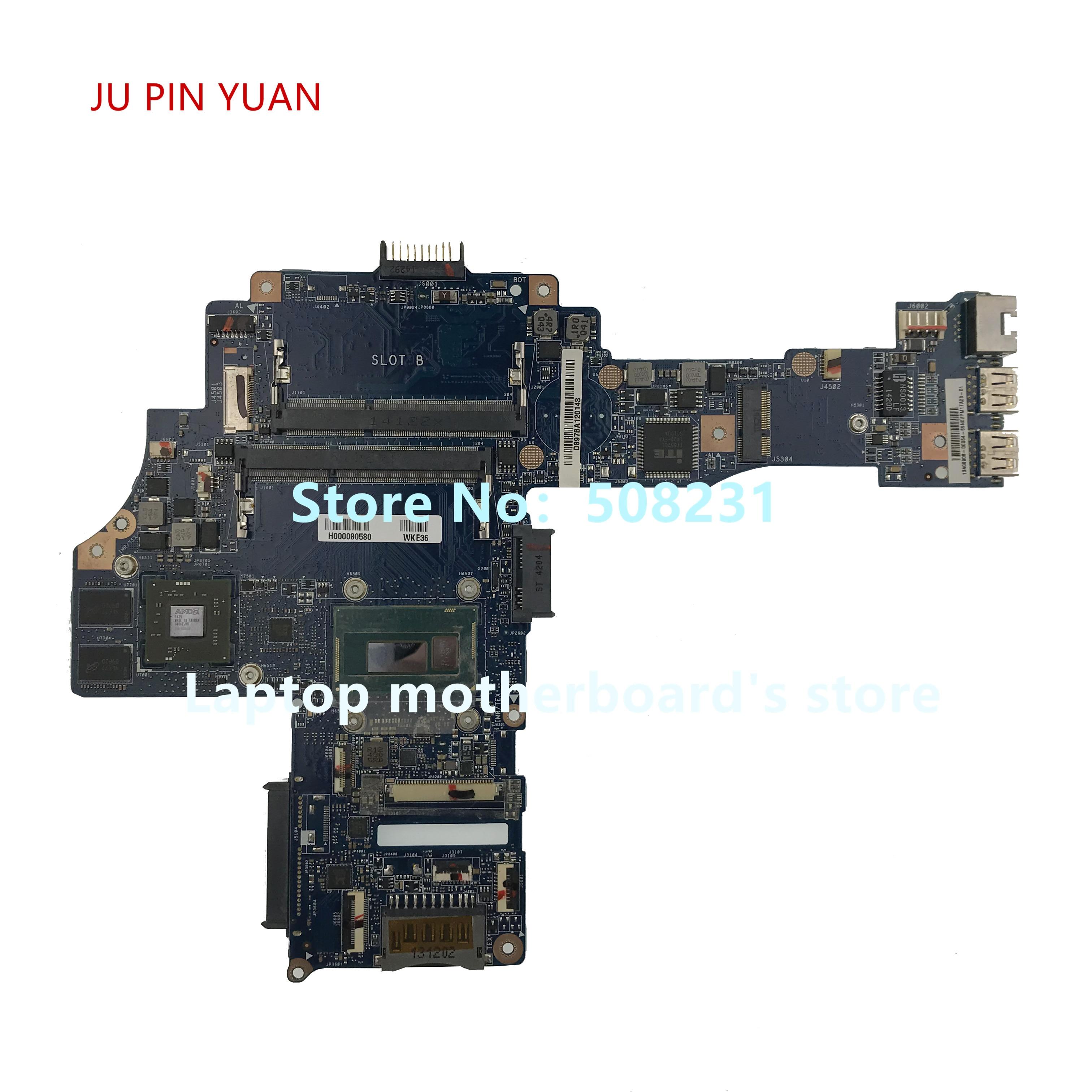 CA10SUG/CUG H000080580 69N0VPM1TA25-01 I5-4210U 20pin Placa Base Para Toshiba Satellite E40-B C40-B...