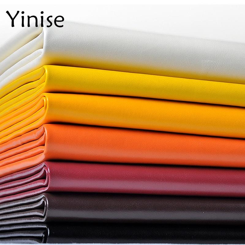 100*138cm Synthetic Leather Fabric Napa Leatherette PU Leather Fabrics Artificial Faux Leather DIY Car Sofa Bags Home Decoration