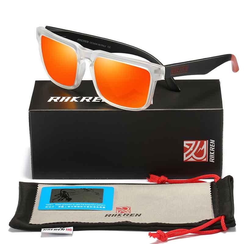 Polarized Sunglasses Men Brand Design Square Sunglasses Women Driving Glasses For Men UV400 Outdoor