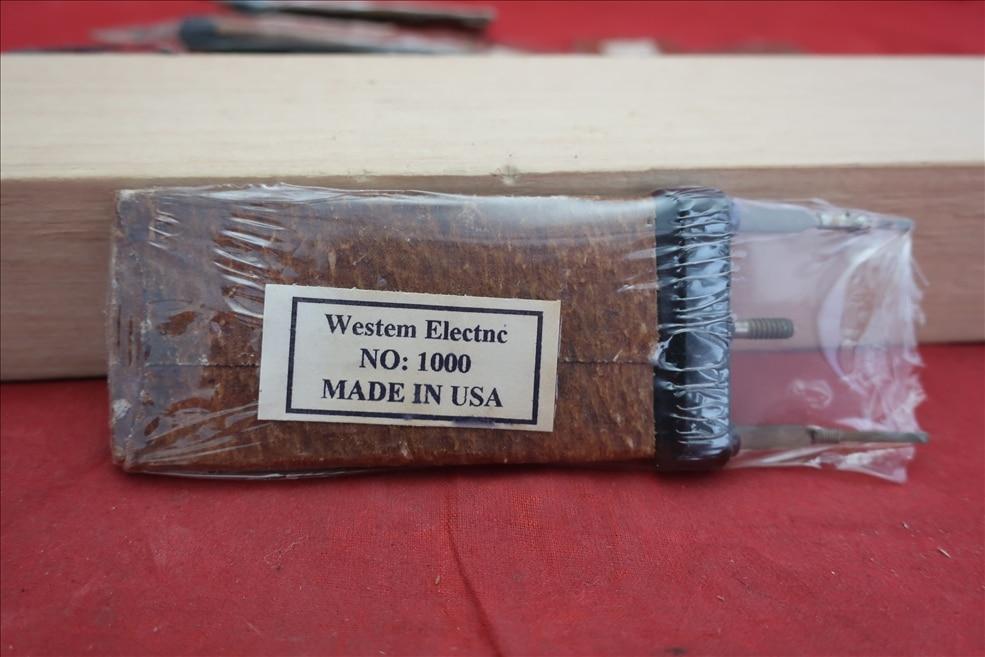 Color Nuskin oeste eléctrico 1000 Ohm costillas electrónicos resistencia