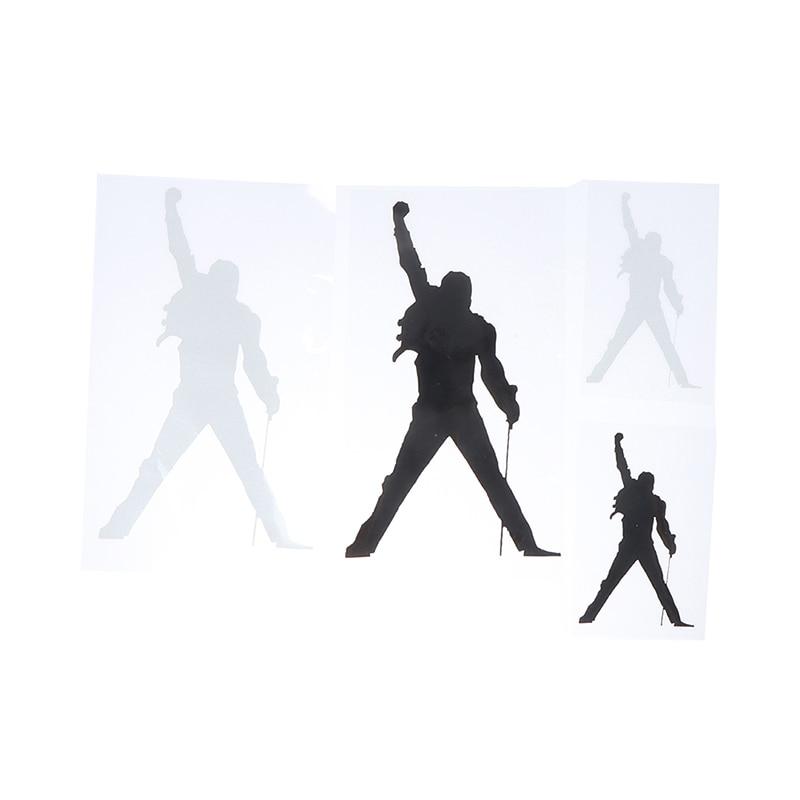 Country Singer Car Sticker Freddie Mercury Window Wall Bohemian Rhapsody QUEEN