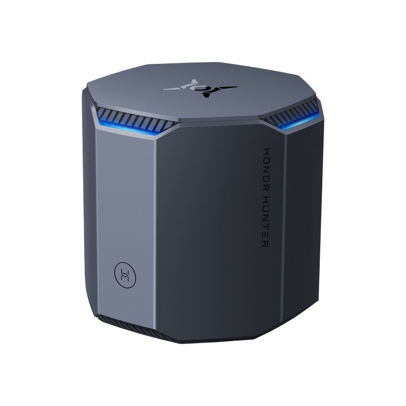 HONOR 5G Gigabit Ethernet juego Turbo WiFi Router 1,4 GHz Quad-core CPU tri-band 2100Mbps amplificador de seis señales