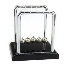 Physique Science accessoire bureau jouet Newton & #34s berceau acier Balance BallToys pour enfants fête danniversaire cadeau de noël cadeau