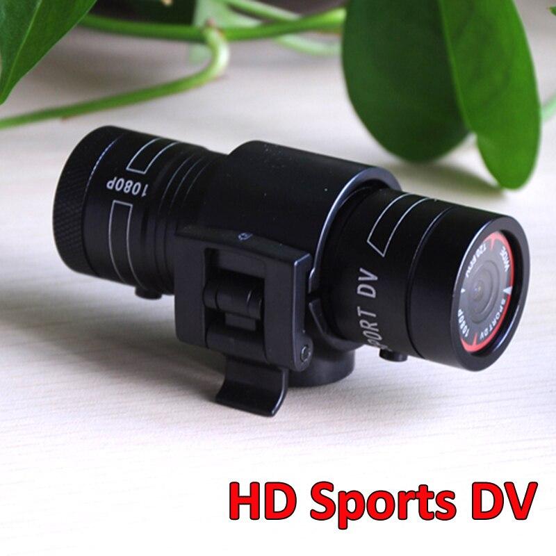 Brandoo Full HD 1080P Mini Camcorder Waterproof Bike Motorcycle Helmet Camera Outdoor Sports DV Video Camera 120 degree