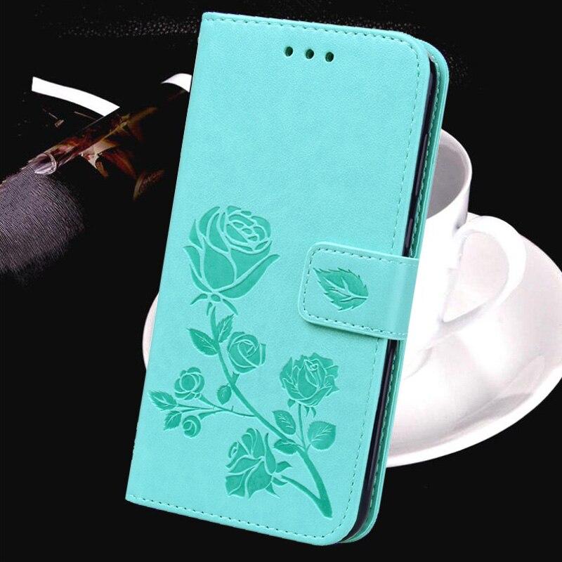 Rose Flower Coque Leather Case for Sony Xperia 10 Plus Z2 Z1 Compact Z3 Plus Mini Z4 Z5 Premium Mini Wallet Cover