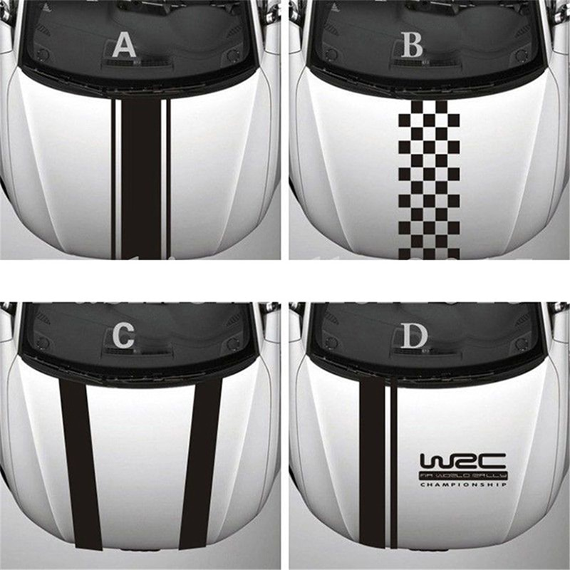 Vinyl Racing Sports Decal Car Head Stickers for Seat Ibiza Leon mk3 mk2 FR Audi A4 B8 B6 B5 B7 B9 A3 8P 8V 8L A5 A6 C6 C5 C7 tt