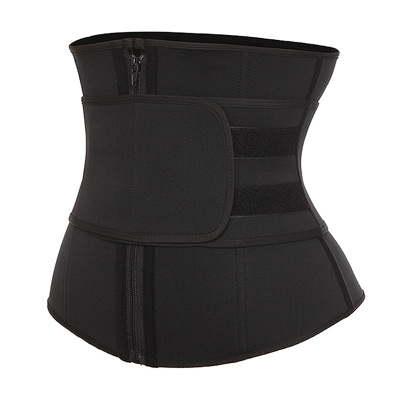 Las mujeres de cinturón adelgazante cintura fajas de entrenamiento corsé Cintas Modeladora Shaper de correas de Shapewear
