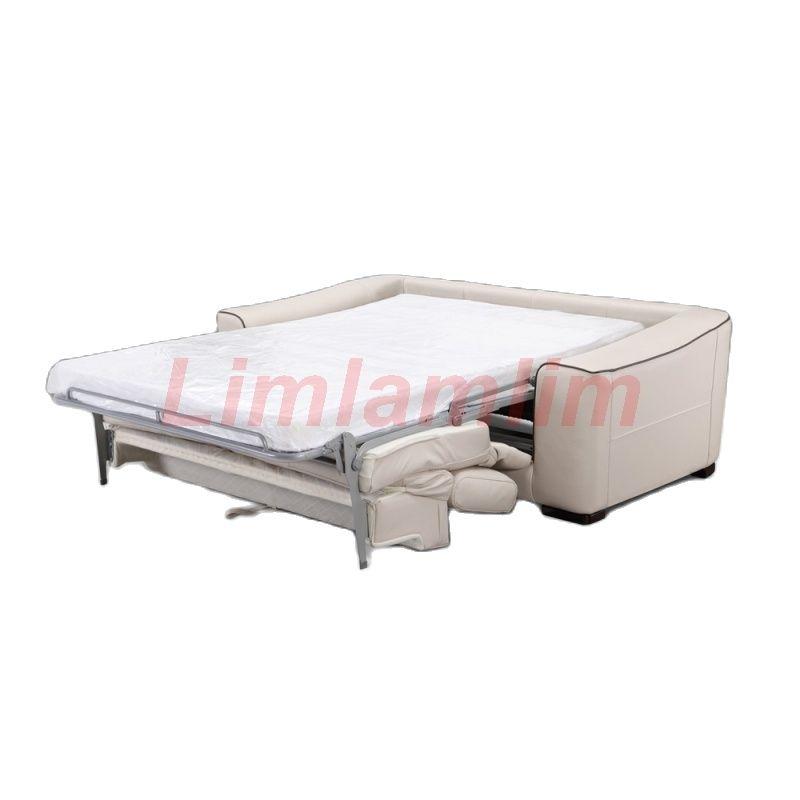 Linlamlim غرفة المعيشة أريكة سرير حقيقي جلد طبيعي الأرائك صالون الأريكة نفخة asiento mueble دي سالا canape 1 + 2 + 3 L طقم أريكة cama