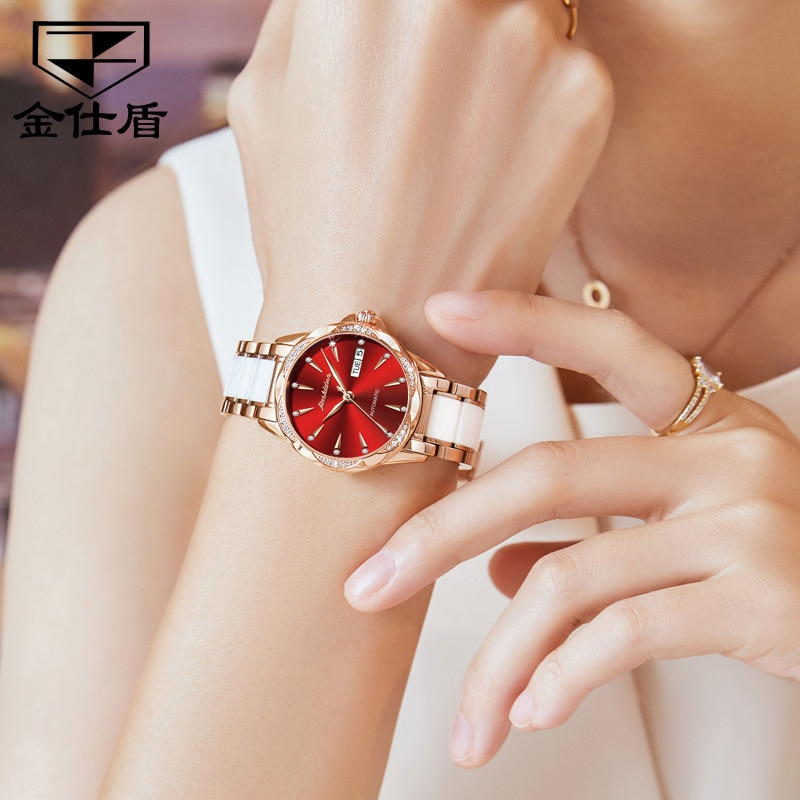 Watch Automatic mechanical watch Fashion mechanical ladies watch waterproof enlarge