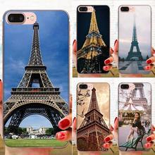 Soft TPU Wholesale Eiffel Tower For Galaxy Note 10 A10E A10S A20S A30S A40S A50S A6S A70S A730 A8S M10S M30S Lite Plus