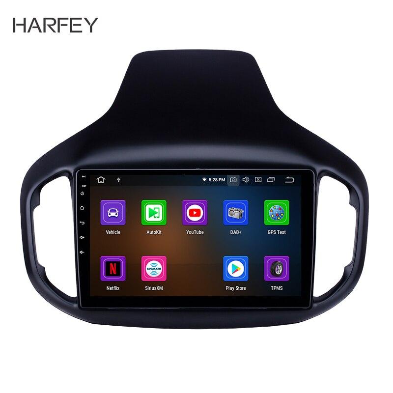 Harfey Android 9,0 navegación GPS Carplay Radio de coche para Chery Tiggo 7 2016-2018 pantalla táctil HD USB TPMS DAB +