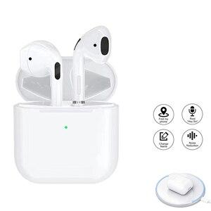 TWS pro 4 беспроводные Bluetooth-наушники Hi-Fi Игровые наушники-вкладыши стерео мини-наушники-вкладыши гарнитура для смартфона