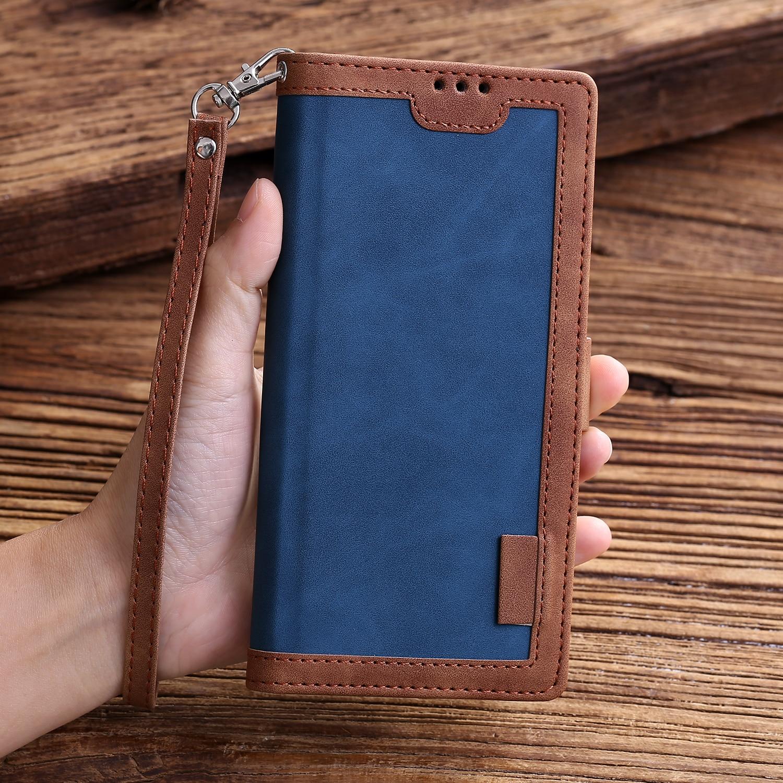 Xiaomi 10/10 Pro/A3/CC9E/9 Lite/CC9/POCO X2 케이스 고급 프리미엄 가죽 커버 지갑 케이스 카드 슬롯 충격 방지 플립