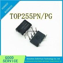 10PCS/LOT TOP255PN  TOP255PG TOP255P TOP255 DIP-7 NEW  Best quality