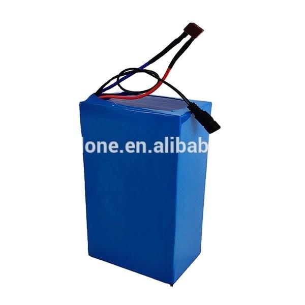 عالية الطاقة ليثيوم أيون حزمة بطارية السيارة الكهربائية 48 فولت 20 أمبير حزمة بطارية ل Ebike