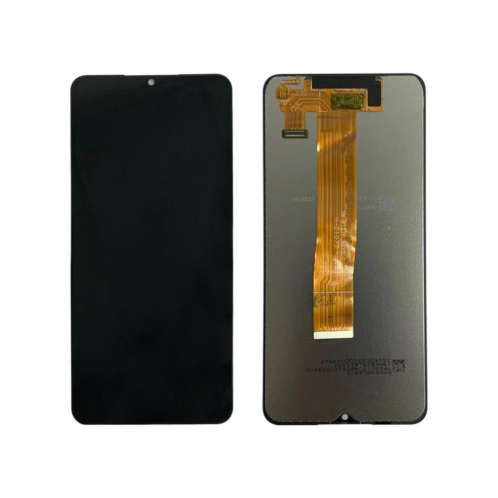 الأصلي لسامسونج غالاكسي A02 SM-A022 A022m LCD شاشة تعمل باللمس محول الأرقام A022FN/DS A022G/DS lcd لسامسونج A022 lcd