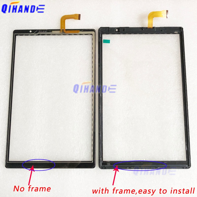 """Nuevo 10,1 """"pulgadas Teclast P10HD 4G / Teclast P10S LTE pantalla táctil de tablet y ordenador Panel exterior cristal digitalizador con Sensor de repuesto"""