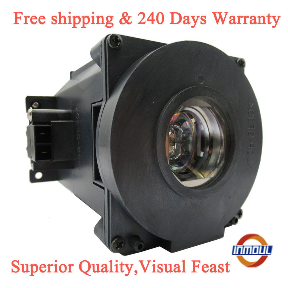 Inmoul A + qualidade e Brilho 95% lâmpada do projetor NP26LP para PA572W/PA621U/PA621X/PA622U/PA622X /PA671W/PA672W/PA721X/PA722X