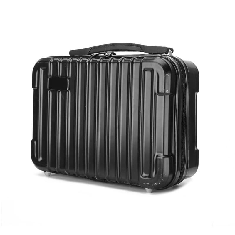 المحمولة هارد شل سعة كبيرة حمل حقيبة مقاوم للماء حقيبة التخزين للصدمات ل DJI Mavic الهواء 2