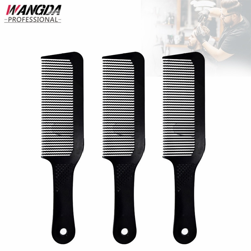 2017 hot sale straight hair comb professional artifacts 3 color 2 plugs electric straight hair fashion beauty styling tools use Professional Anti-Static Hairdressing Comb Straight Hair Tangled Comb Haircut Comb Wave Comb Braided Hair Comb Hair Styling Tool