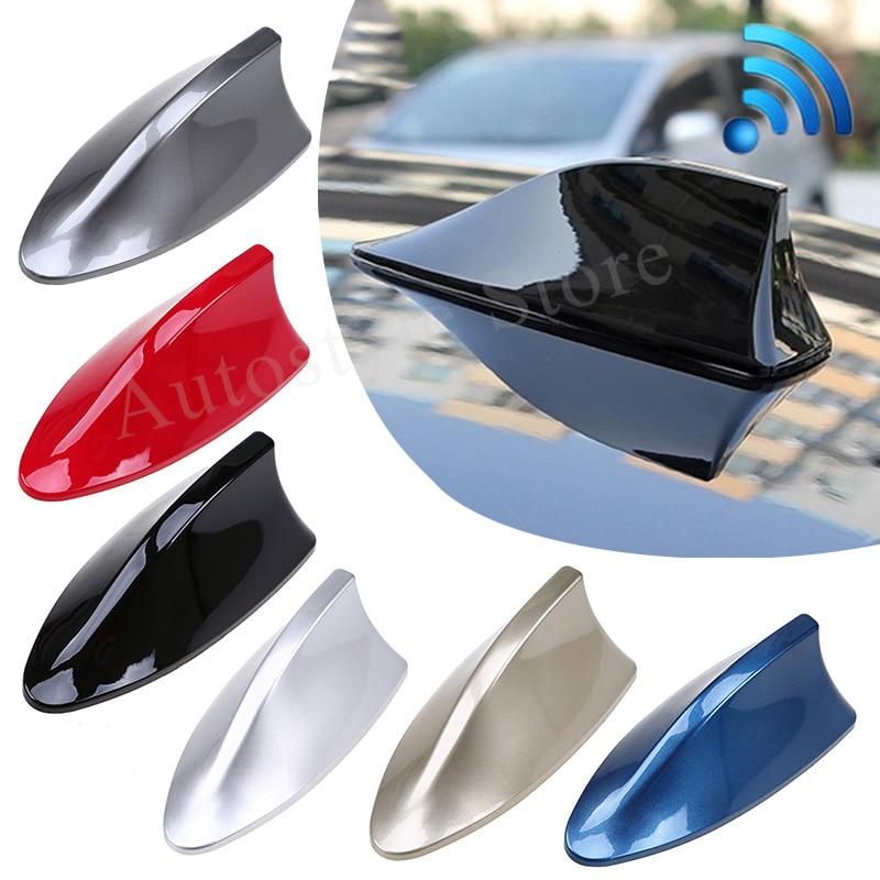 For Infiniti g35 sedan coupe g37 fx35 q50 qx60 qx80 qx56 q30 qx70 pro Car Shark Antenna Auto Radio Signal Aerials Car Stickers