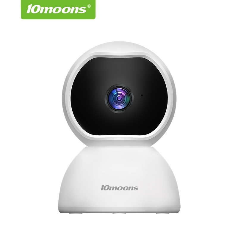 10moons M20S 1080P IP Камера Wi-Fi Беспроводной домашней безопасности Ночное видение CCTV Видеоняни и Радионяни