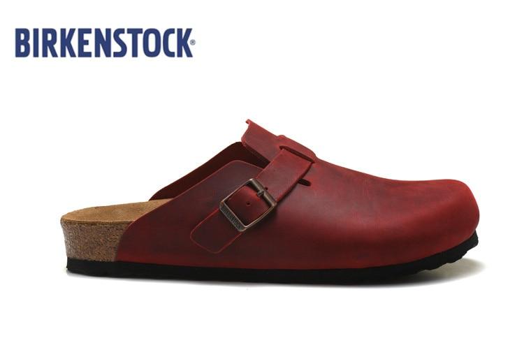 BIRKENSTOCK Da/мужские летние шлепанцы; мужские сандалии; пробковые сандалии; модная мужская обувь унисекс; коллекция 814 года; мужские вьетнамки