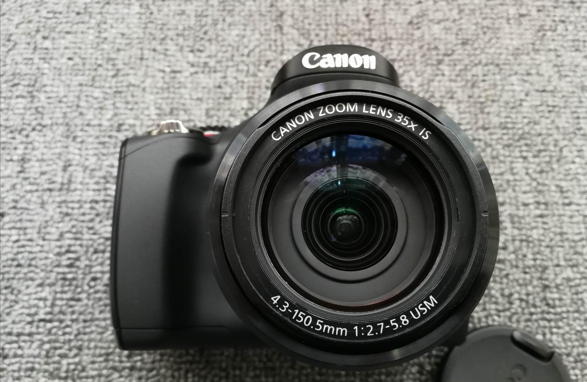 Cámara Digital usada Canon SX40 HS 12.1MP con Zoom estabilizado de imagen...