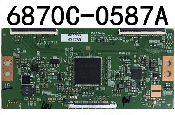 Placa de T-CON de prueba para 6870C-0587A V15 UHD TM120 LGE Vey1.0