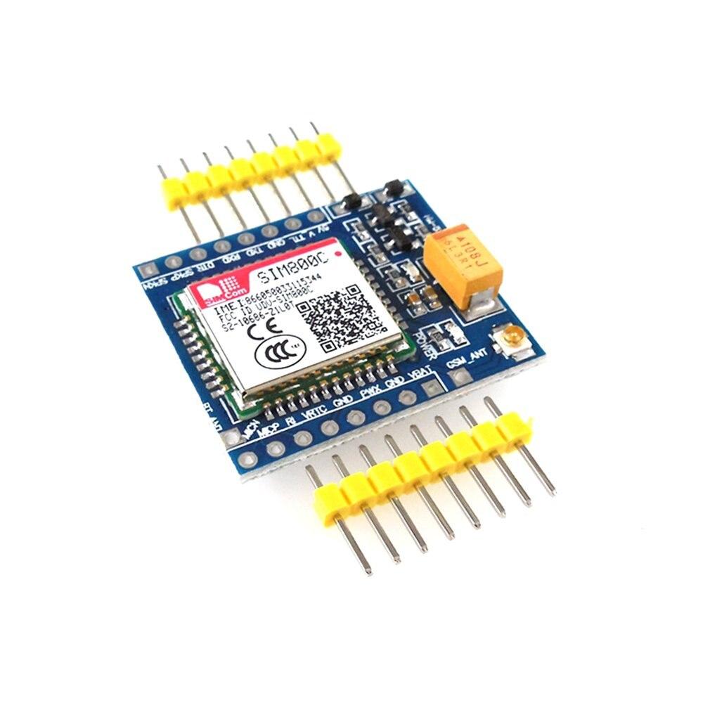 HW-537 SIM800C, módulo GSM GPRS 51, MCU 32, ARDUINO TTS DTMF G800C