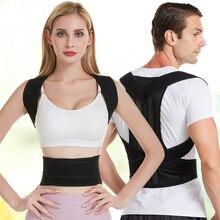 Correcteur de Posture pour hommes et femmes, attelle de soutien du dos, aide réglable, aide au dos
