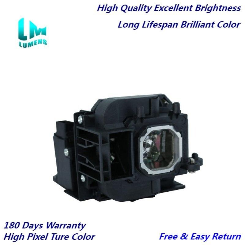 NP23LP العارض مصباح استبدال لمبة مع السكن ل NEC NP-P401W / NP-P451W / NP-P451X / NP-P501X أجهزة العرض