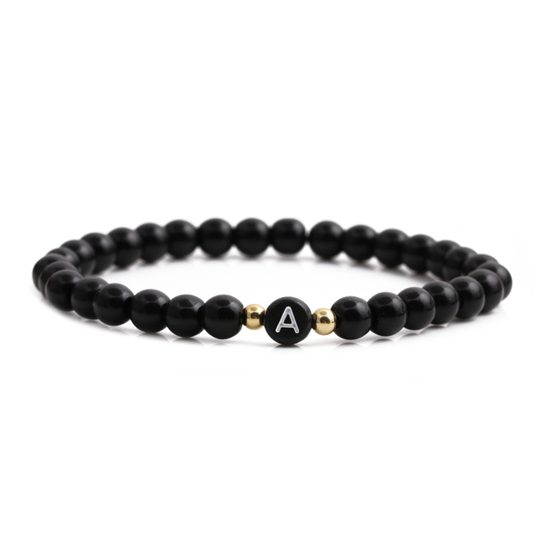 26pcs-set-wholesale-black-stone-diy-id-26a-z-letters-bracelet-for-women-men-couple-jewelry-friendship-bead-bracelet-kids-family