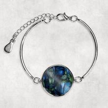 Namor foto pulsera personalizada foto pulsera plata foto joyería madre mamá regalo bebé ducha regalo lindo