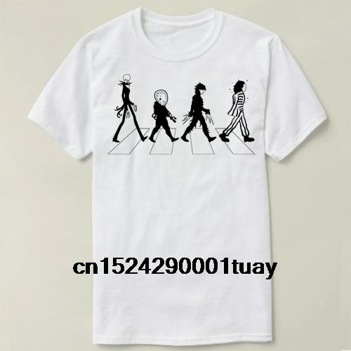 Tim Burton Beetlejuice Tee Short Sleeve Cotton T-Shirt Women And Men(1)