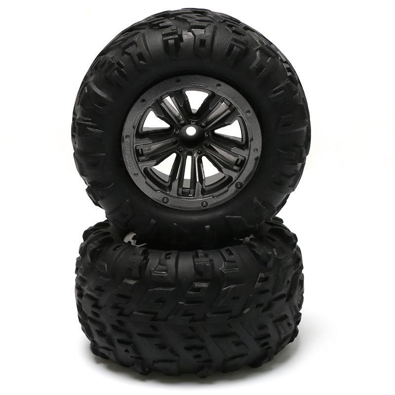 Suitable For 12428 12423 12428-abc RC Car Part Tires 100mm Widen Tires For RC Parts