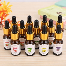 10ML Water-soluble Flower Fruit Essential Oil for Humidifier Fragrance Lamp Natural Essential Oils A