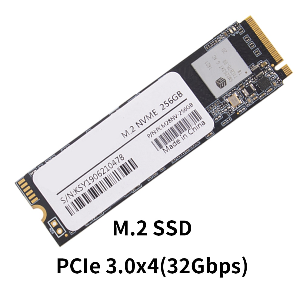 Ssd M.2 Nvme 1tb 128G 256G 512G Solid State Drive PCIe  for Desktop Laptops High Speed Internal Hard Drives 1.8