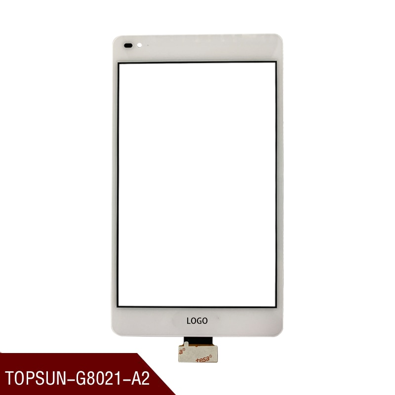 TOPSUN-G8021-A2 8 polegada Novo original para Casper toque tela capacitiva de tela caligrafia tela de toque Frete grátis