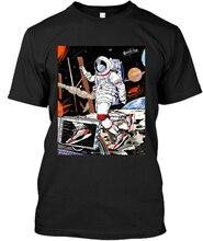 Apollo 11 50Th Anniversary Moon Landing T-Shirt 2019 Fashion Cotton Slim Fit Top Solid Color Company T Shirts