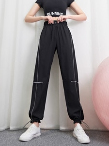 Sweatpants women's loose-fitting feet and leisure pants, new harem pants, thin and thin, breathable trousers, tide ins thin