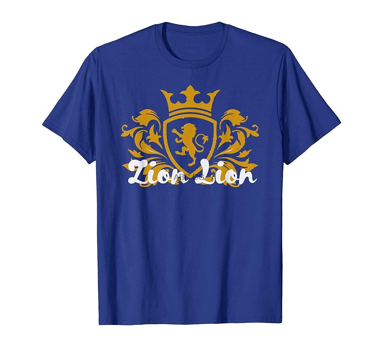 Tee-shirt maison Zion Lion