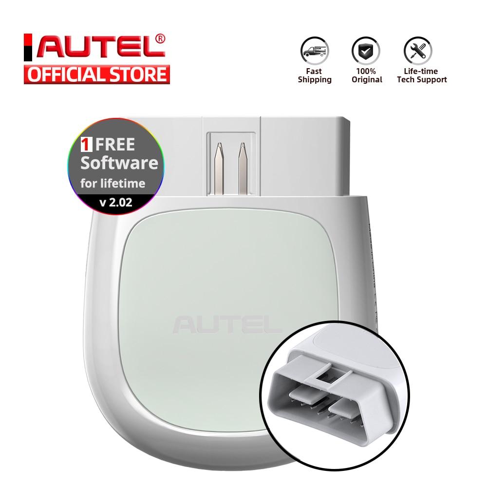 Autel AP200 OBD OBD2 Bluetooth Scanner Car Diagnostic Tool OBDII Full systems Automotive Scanner PK
