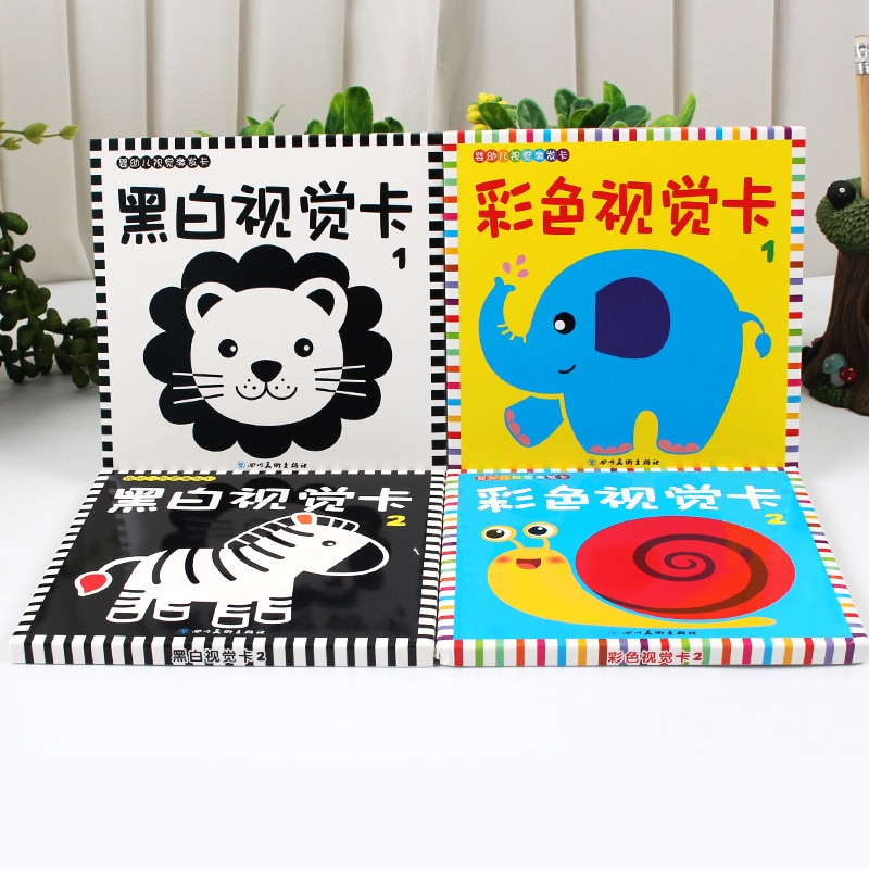 Фото - Books For Sunshine Baby Black And White Baby Early Learning  0-6 Months Intellectual Early Learning Color Books Kitaplar Libros самокаты велосипеды ролики авто sunshine baby