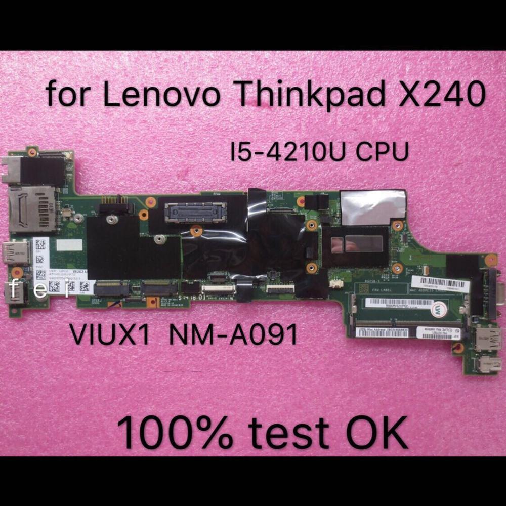 ثينك باد هو مناسبة ل X240 i5-4210 دفتر اللوحة. FRU 00HM954 00HM952 00HM955 00HM953