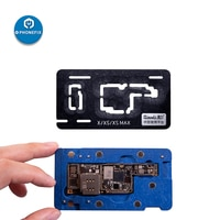QianLi Middle Frame Reballing Platform Soldering Fixture for iPhone X XS MAX 11 Pro MAX Logic Board Repair Net Fixture