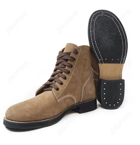 Ii wojna światowa armia usa M1943 buty Marines Vintage buty