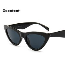 2020 New Vintage Cat Eye Sunglasses Women Brand Designer Oculos De Sol Feminino Uv400 Protection Mir