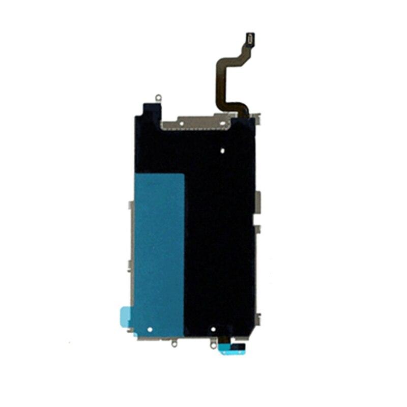 Aokin для iPhone 6 ЖК экран задняя металлическая пластина щит с кнопкой домой гибкий